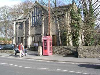 St. Aidan's URC, Hexham