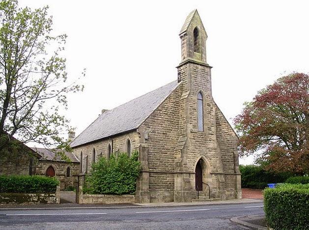 Longframlington URC Church
